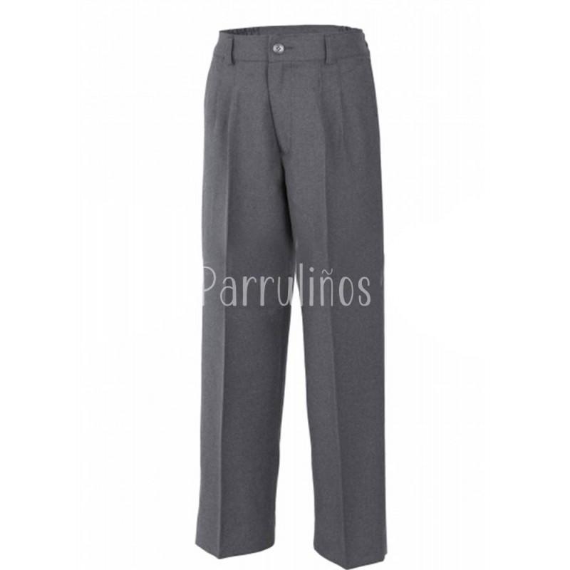 Pantalón largo uniforme Kids GRIS