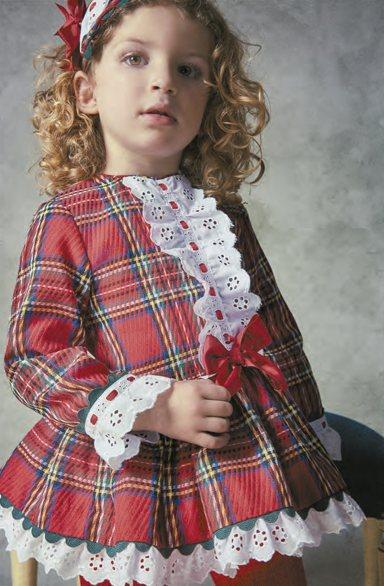 Vestido Miranda niña