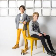 Wooloomooloo: moda casual para niños